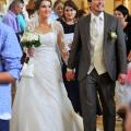 Brautkleid Seide