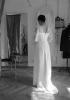 Hochzeitkleid Schleppe