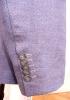 Sakko – Material: Seiden-Linen-Gemisch, handgearbeitete Knopflöcher