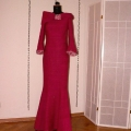 Bodenlanges Kleid goudet