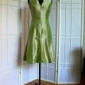 Kleid aermellos