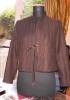Schicke Jacke mit Schleife